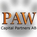 PAW capital partners ab