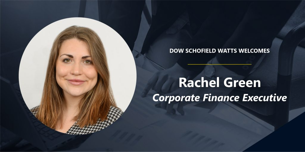rachel corporate finance team