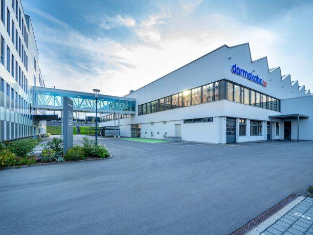 dormakaba UK & Ireland acquires RTR Services Ltd headquarters