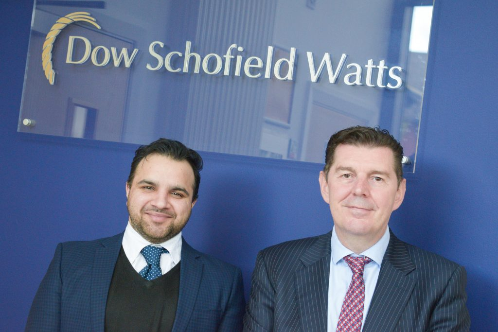 Ali Hasan and Dave Waddington DSW Tax Advisory